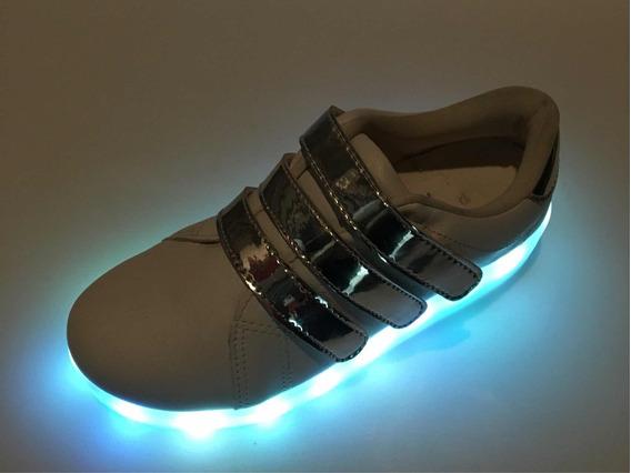Zapatillas Con Luces.