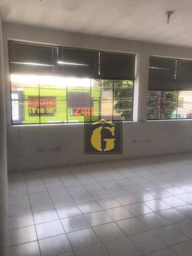 Imagem 1 de 11 de Sala Para Alugar, 50 M² Por R$ 1.600/mês - Vila Gomes Cardim - São Paulo/sp - Sa0073