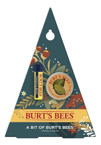 Kit Navidad Para Regalo A Bit Of Burt's Bees Vainilla