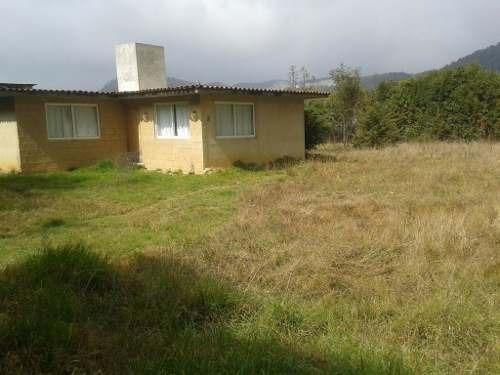 Terreno Con Casa De 2 Habitaciones