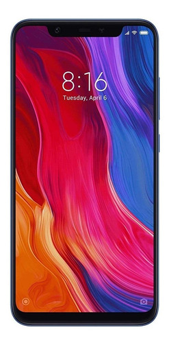 Imagen 1 de 4 de Xiaomi Mi 8 Dual SIM 64 GB azul 6 GB RAM