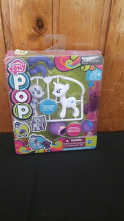 My Little Pony Pop Rarity Kit Decoracion Los Germanes Hasbro