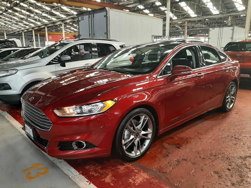 Imagen 1 de 12 de Ford Fusion 2.0 Titanium Plus L4 Qc Equipado Mt 2013