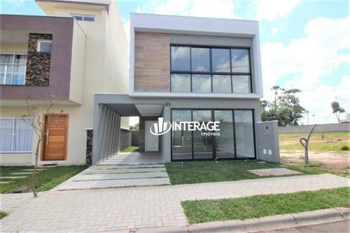 Imagem 1 de 28 de Casa Com 3 Dormitórios À Venda, 139 M² Por R$ 639.000,00 - Umbará - Curitiba/pr - Ca0484