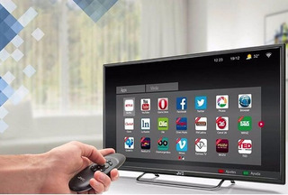 Smart Tv Led 32 Jvc Android 6 Plataforma Foxxun Inc Soporte
