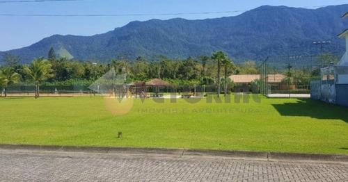 Imagem 1 de 2 de Terreno À Venda, 360 M² Por R$ 450.000,00 - Costa Nova - Caraguatatuba/sp - Te0081