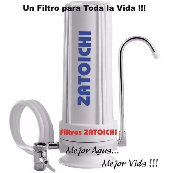Filtro De Agua Zatoichi Para Sobremesada. A Su Canilla !!!