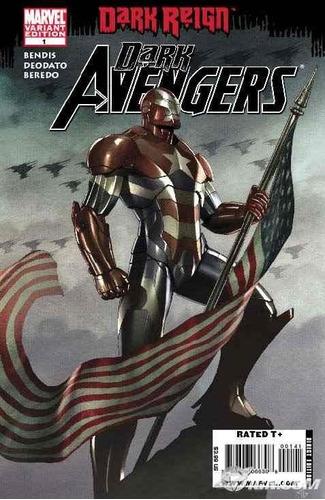 Dark Avengers Vol 1 Cómics Digital Español