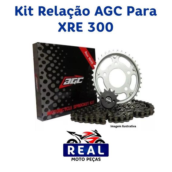 Kit Relação Agc Xre 300