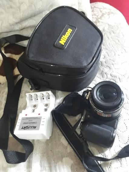 Câmera Semi Profissional Naikon