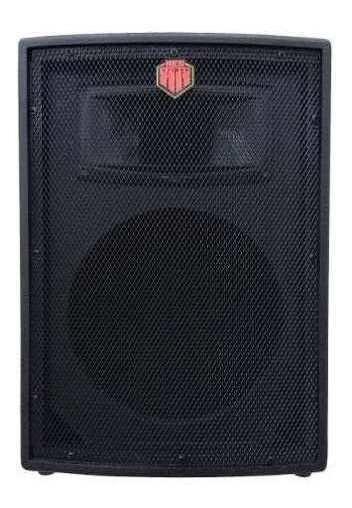 Caixa Som Acústica Profissional Vazia 2 Vias Falante 15 P