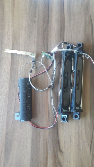 Teclado+sensor+auto Falante Sony Kdl-40ex525 (1-732-389-31)