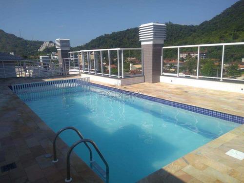 Imagem 1 de 14 de Apartamento Com 2 Dorms, Praia Das Toninhas, Ubatuba - R$ 620 Mil, Cod: 1503 - V1503