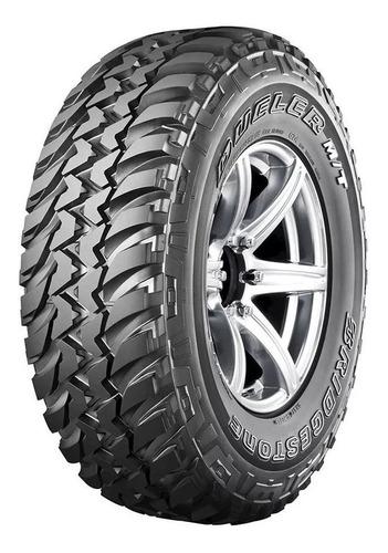 Neumático 245/65r17 Bridgestone Dueler M/t 674 Ctas. S/inter