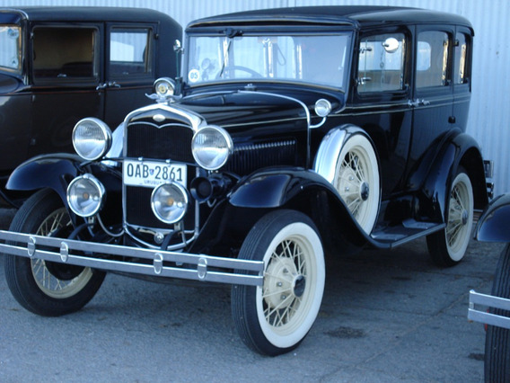 Cachila Ford A, Año 1930, Impecable!