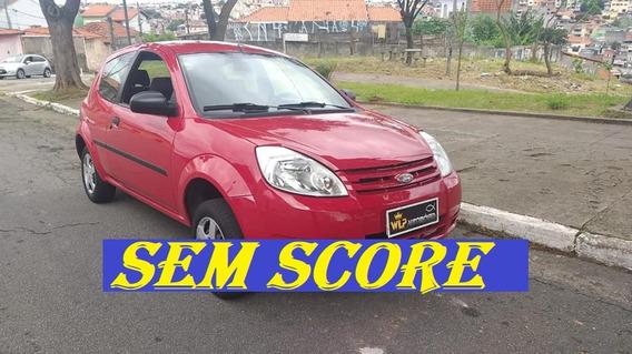 Financiamento Com Score Baixo Ford Ka Zetec Financio