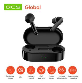 Qcy T3 Tws Bt 5.0 Inalámbrico-auriculares Al Aire Libre Ipx5