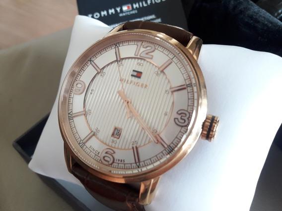 Relógio Tommy Hilfiger Date Original
