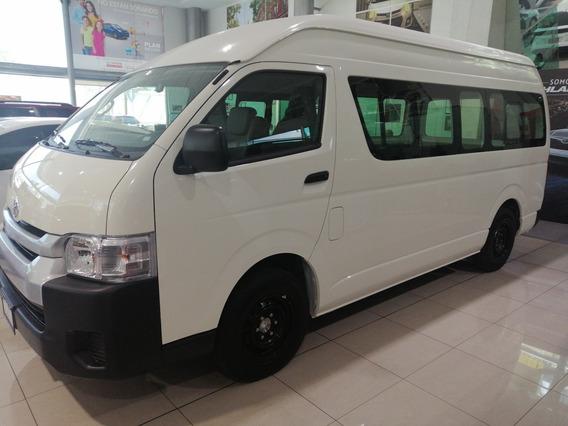 Toyota Hiace 2.7 Ventanas Superlarga Mt 2020