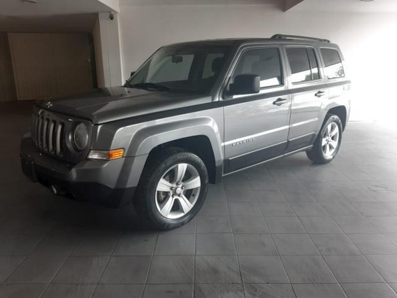 Jeep Patriot Crossover 5p Latitud L4/2.4 Aut