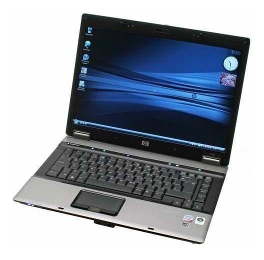 Notebook Hp Compaq 6535b 4gb 160gb Intel Core 2 Duo T5670