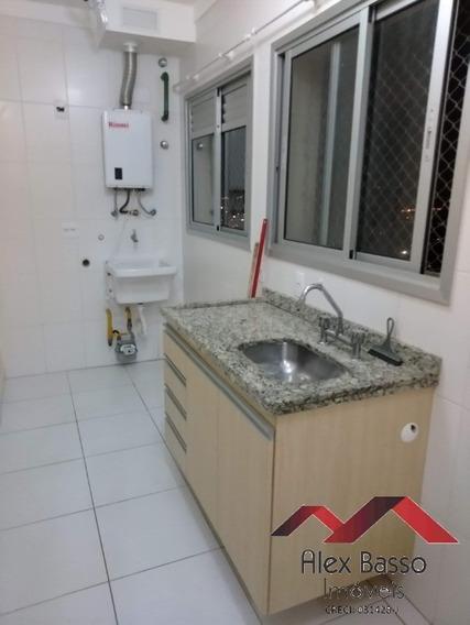 Aluga Apto Moinho Fabrini - 2 Dorms Com Suite - R$ 1500,00 - Tudo Novo!!!! - Ap00582 - 34143559