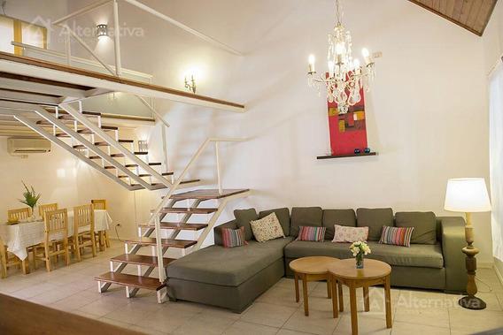 Casa En Alquiler Temporario En Palermo