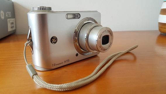 Câmera Digital Ge A730 7.0 Mega Pixel Na Caixa Completa