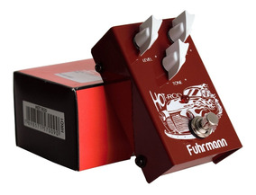 Pedal De Overdrive Guitarra Fuhrmann Hot Rod