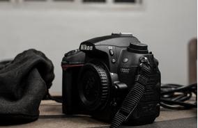 Nikon D7000 (zerada) 5k