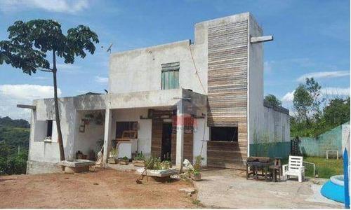 Chácara Residencial À Venda, Mato Dentro, Mairiporã. - Ch0120