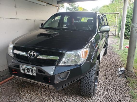 Toyota Hilux 3.0 D/cab 4x4 Srv 2005