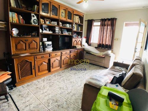 Casa À Venda, 92 M² Por R$ 390.000,00 - Jardim Motorama - São José Dos Campos/sp - Ca0187