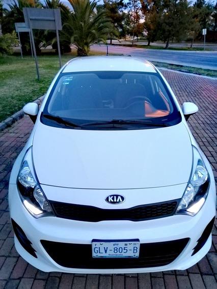 Kia Rio 1.6 Lx Hatchback Mt 2017