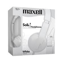 Headphone Solid 2 - White
