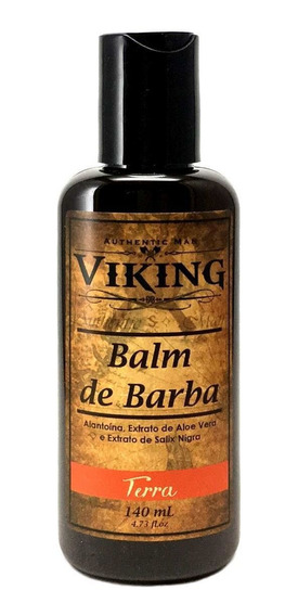 Balm De Barba - Terra - 140 Ml - Viking