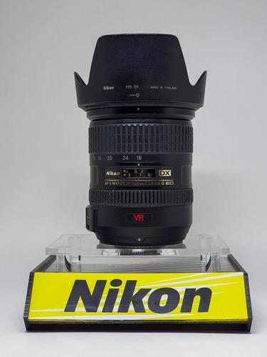 Objetiva Nikon Dx Af-s Nikkor 18-200mm F/3.5-5.6 G Ed Vr