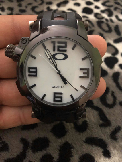 Relógio Oakley Usado Poucas Vezes