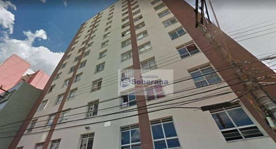 Kitnet Com 1 Dormitório Para Alugar, 33 M² Por R$ 300/mês - Centro - Campinas/sp - Kn0116