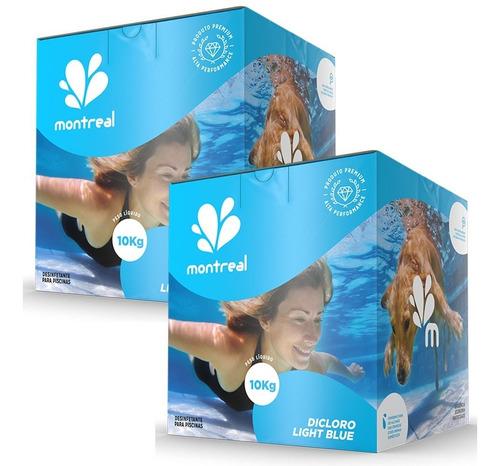 Imagem 1 de 3 de Kit Limpeza Purificador Água Tratamento Piscinas Manutenção