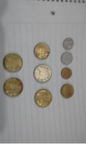 Vendo Monedas Antiguas Argentinas (1959 Al 1979)