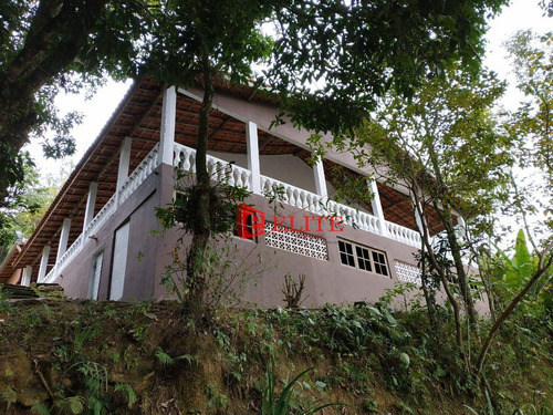 Chácara Com 3 Dormitórios À Venda, 12000 M² Por R$ 500.000,00 - Chácara Taquari - São José Dos Campos/sp - Ch0047