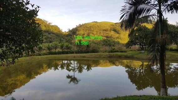 Sete Barras/lindo Sitio C/ 04 Lagos/piscina/bela Sede - 04910 - 34375861