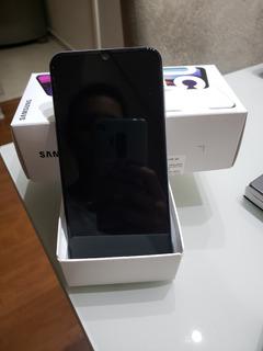 Celular Samsung A50 128gb Branco