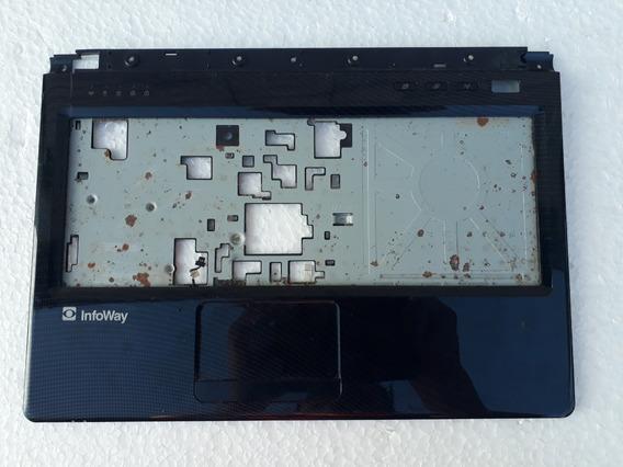 Carcaça Base Teclado Notebook Itautec A7520