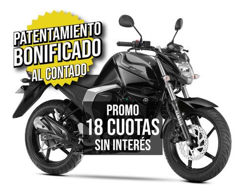 Yamaha Fz16 Fz 16 Fi Mejor Contado 18 Ctas Fijas De $17360