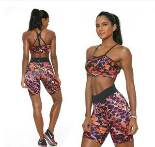 Conjunto Fitness Feminino - Atividade Física