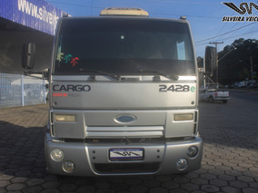 Ford Cargo 2428 - Ano: 2009 - Chassi