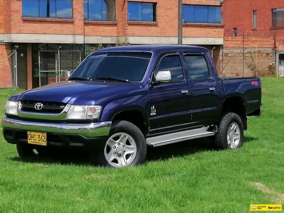 Toyota Hilux 2.4 Ex Hi Rider Plus