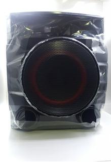 Par De Bafles De Equipo Audio LG Cm4550
